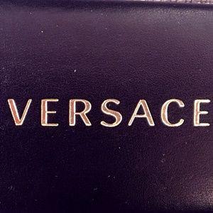Original Versace Sunglasses, Polorized, Gold Frame